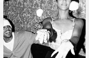 Rihanna posta foto antiga de aniversário ao lado de Chris Brown: 'Estou velha'