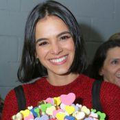 Bruna Marquezine faz festa em casa para comemorar seus 24 anos. Veja vídeos!
