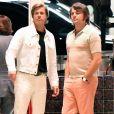 Brad Pitt e Leonardo DiCaprio encarnam um ator e seu dublê na Hollywood de 1969 no filme 'Era Uma Vez em Hollywood'