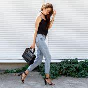 O guia do jeans na balada: 10 looks para você copiar e usar o material na noite
