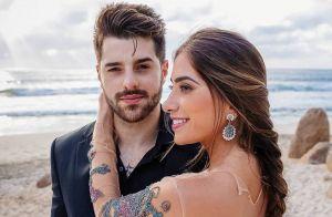 Alok e Romana Novais explicam mudança para hotel: 'Apartamento não ficou pronto'