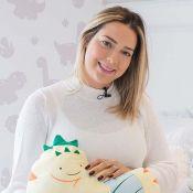 Carol Dantas faz 'miniatura' de Valentin e fãs notam semelhança: 'Cara do Davi'