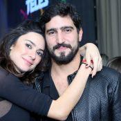 Renato Góes se declara para noiva, Thaila Ayala, com mensagem no espelho