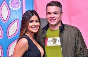 Marido de Munik Nunes mostra ciúmes da ex-BBB em viagem: 'Valente'. Vídeo!