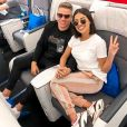 Ex-BBB Munik Nunes viajou de férias com o marido, Anderson Felício