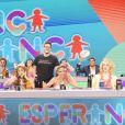 Fábio Porchat, Jeniffer Nascimento e mais famosos participam do 'Criança Esperança'