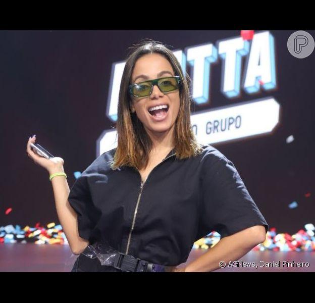 Anitta atriz? Cantora planeja estudar atuação em 2020, como contou em entrevista nesta terça-feira, dia 20 de agosto de 2019