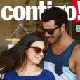 Revista 'Contigo!' afirma que Isis Valverde e Uriel del Toro já vivem vida de casal e decidem morar juntos na casa de atriz, no Rio