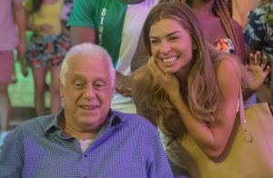 Novela 'Bom Sucesso': Marcos ajuda pai a descobrir plano de Diogo contra Paloma