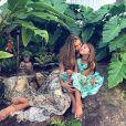 Filha de Grazi Massafera, Sofia, de 7 anos, herdou o amor por bichos