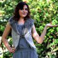 Monica Iozzi será Scarlett, uma patricinha meio underground, em 'Alto Astral'