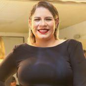 Marília Mendonça vê filho em ultrassom e comemora: 'Ele tá ótimo. Todo formado'