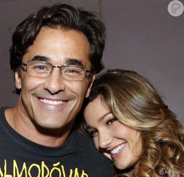 Sasha apareceu em diversos momentos da vida em postagem feita pelo pai, Luciano Szafir, em sua conta de Instagram nesta quinta-feira, 29 de agosto de 2019