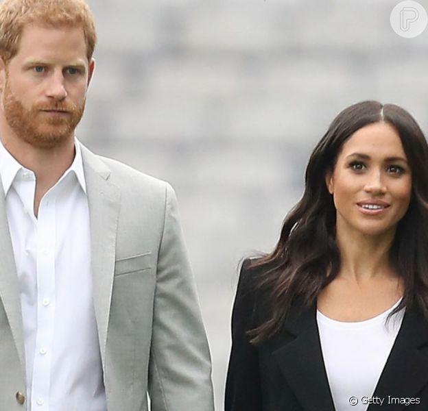 Meghan Markle e Harry vão homenagear Princesa Diana em viagem pela África de acordo com anúncio feito nesta sexta-feira, dia 05 de setembro de 2019