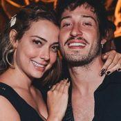 Valentin chegou! Carol Dantas dá à luz primeiro filho com Vinícius Martinez