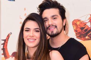 Jade Magalhães confessa ansiedade para casamento: 'Sempre soube que era o Luan'