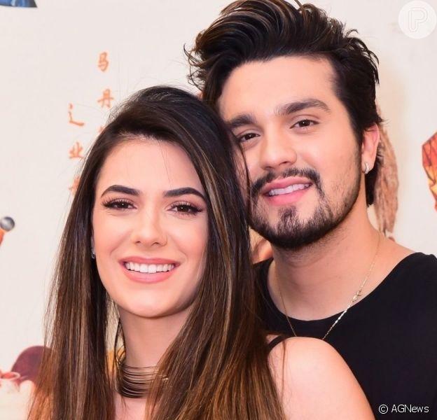 Jade Magalhães falou sobre pedido de casamento feito por Luan Santana em viagem