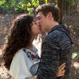 Filipe (Pedro Novaes) assume sentimento por Rita (Alanis Guillen) para os pais na novela 'Malhação: Toda Forma de Amar'