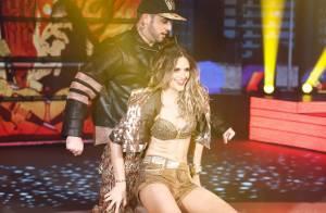 Juliana Paiva diz que pai se assustou ao vê-la dançar funk na TV: 'Chocado'