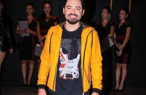 Fernando comenta foto da namorada de Sorocaba e cobra modelo: 'Cadê meu moletom'