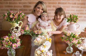 Tici Pinheiro revela ciúmes da filha mais velha: 'Sentiu que não reinava mais'