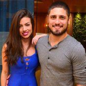 Daniel Rocha e Laíse Leal se separam após seis meses de casamento: 'Aconteceu'