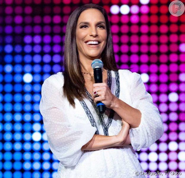 'The Voice Brasil': Ivete Sangalo com cabelo loiro e anúncio de finalistas marcou a semifinal do programa nesta terça-feira, dia 01 de setembro de 2019