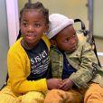 Giovanna Ewbank adotou recentemente Bless , de 4 anos