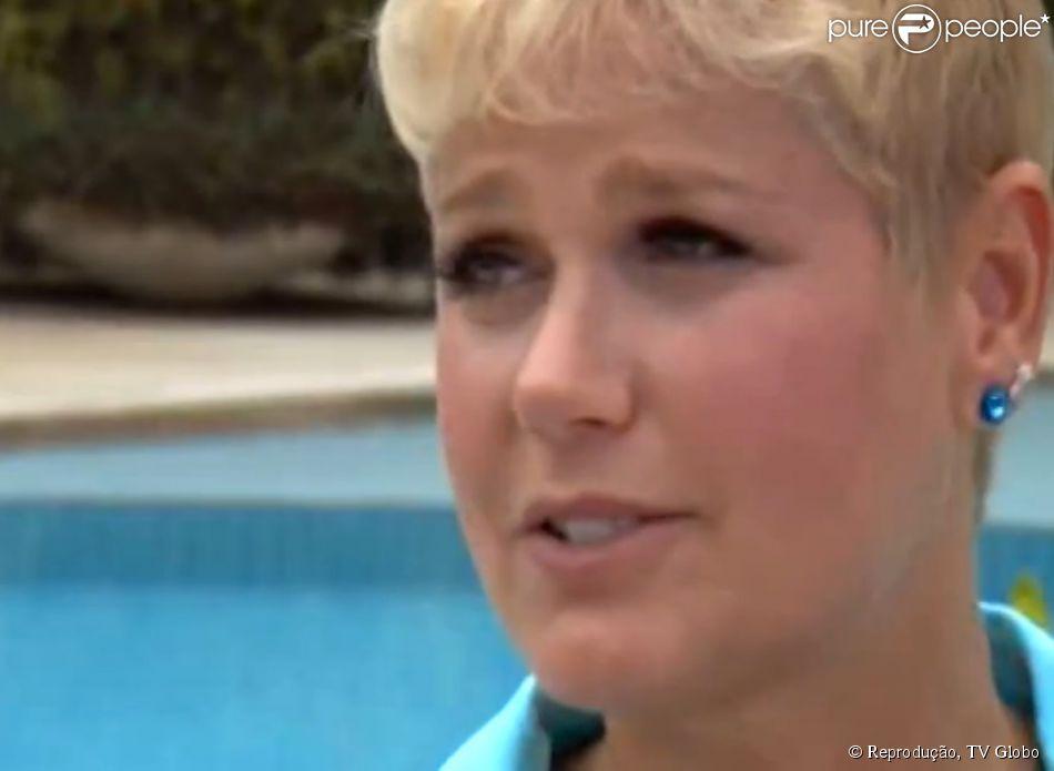 Xuxa se emociona ao falar do estado de sáude da mãe, Dona Alda: 'Ela já teve dois AVCs este ano', afirmou a apresentadora em entrevista a Globo Internacional