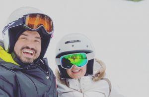 Maiara e Fernando Zor tranquilizam fãs com foto no hospital após internação