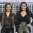 Maiara e Maraisa choram por música especial em ensaio do programa 'Só Toca Top' nesta segunda-feira, dia 14 de outubro de 2019