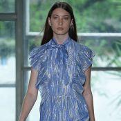 SPFW: vestido metalizado, couro oversized e mais! 5 trends para você seguir