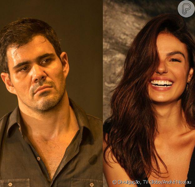 Novela 'Amor de Mãe': Magno (Juliano Cazarré) viverá romance com Betina (Isis Valverde)