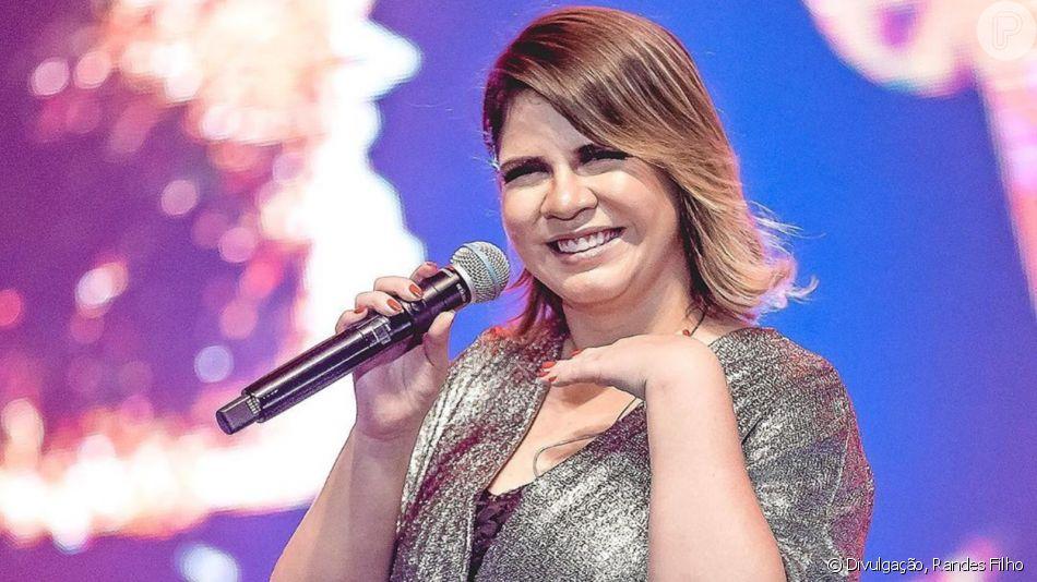 Marília Mendonça exibe looks para o filho, Léo, em vídeo nesta quarta-feira, dia 16 de outubro de 2019