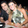 Mirella e Latino foram casados de 2004 à 2010. Os dois não tiveram filhos
