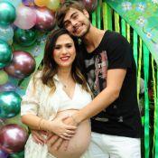 Nasceu! Tatá Werneck dá à luz primeira filha com Rafael Vitti: 'Ela é linda'
