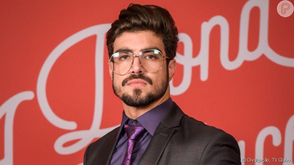 Caio Castro volta a ser flagrado com Grazi Massafera após negar namoro