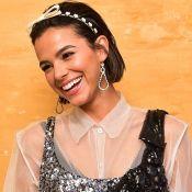 Foto da filha de Tatá Werneck encanta Marquezine: 'Como pode ser tão perfeita?'