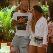 Rafaella Santos passeia com namorado, Gabigol, e cunhada em shopping. Fotos!