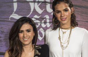 Bruna Marquezine compra mimos para filha de Tatá Werneck em viagem: '7 looks'