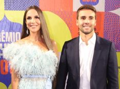 Ivete Sangalo levou o marido, Daniel Cady, ao Prêmio Multishow. Veja casais!