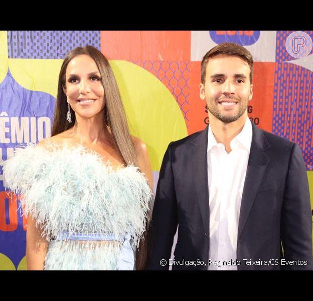 Prêmio Multishow reuniu muitos casais famosos, como Ivete Sangalo e o marido, Daniel Cady, na noite desta terça-feira, 29 de outubro de 2019