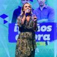 Eliana  inspira as milhares de seguidoras no Instagram