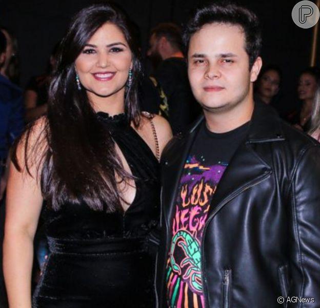 Filhos de Matheus Aleixo e Paula Aires deram show de fofura em foto no Instagram nesta quinta-feira, 7 de novembro de 2019