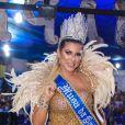 Ana Paula Minerato foi coroada nova musa de bateria da Acadêmicos do Tatuapé para o carnaval 2020