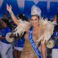 Carnaval 2020: Ana Paula Minerato vai fazer sua estreia na Acadêmicos do Tatuapé após 20 anos desfilando na Gaviões da Fiel. 'É o sonho de toda passista sair na frente da bateria, é uma posição de muito mais destaque', vibrou