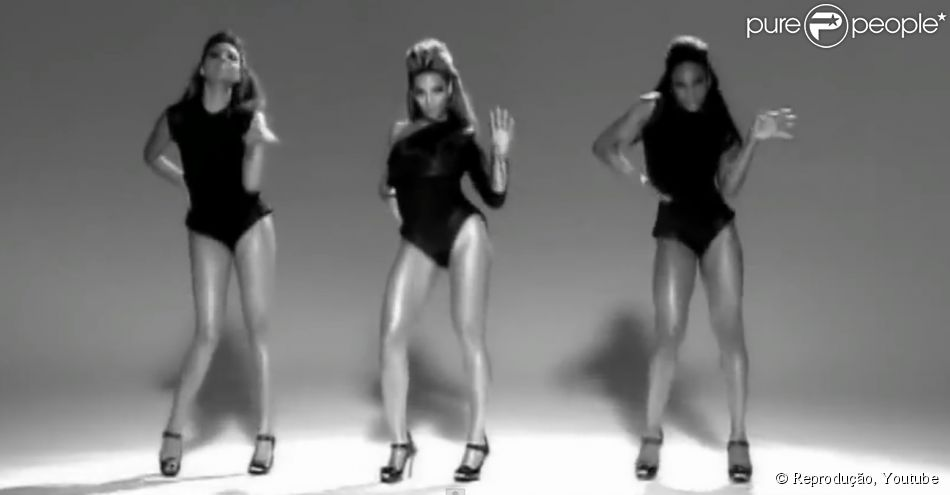 Beyoncé popularizou o stiletto no mundo. A cantora já teve Dana Foglia, precursora da dança