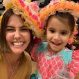 Filha de Deborah Secco e Hugo Moura, Maria Flor surpreendeu internautas pelo tamanho: 'Cresce rápido'
