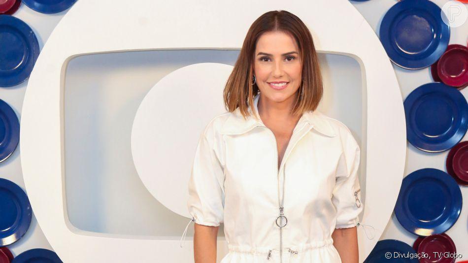 Deborah Secco não vai mais precisar engordar 15 quilos para protagonizar a novela 'Salve-se quem Puder'