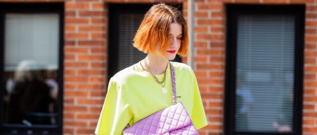 4 dicas de styling para usar neon e brilho com estilo durante o dia